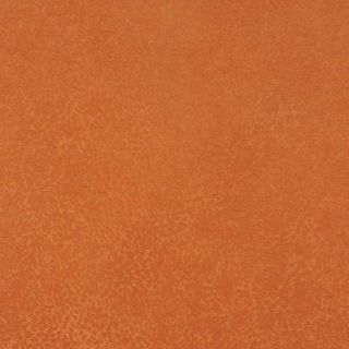 E427 Orange Sold Textured Spotted Microfiber Upholstery Fabric