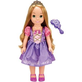 "Disney Princess Rapunzel 20"" Electronic Talking and Light Up Doll"