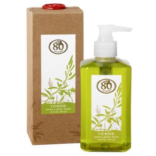 80 Acres 10 ounce Verde Hand and Body Wash   13986494