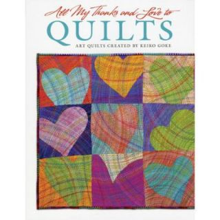 Design Originals All My Thanks And Love To Quilts