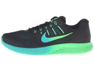Nike Lunarglide 8 Black/Multicolor/Real Teal/Clear Jade