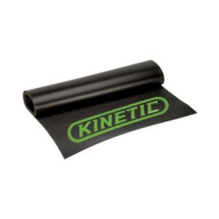 Kinetic T741 Rubber Bicycle Trainer Floor Mat Black T 741