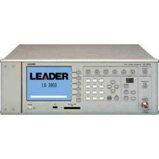 Leader LG3803S1 W/OP71 & OP72 LG3803S1 W/OP71 & OP72