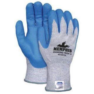 Memphis Glove Size XL Cut Resistant Gloves,9672DT5XL