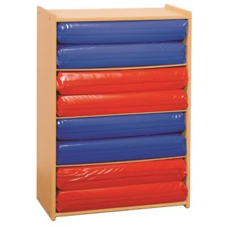 Value Line 4 Section Rest Mat Storage by Angeles