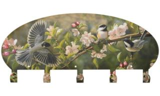 Next Innovations Birds Coat Rack   Outdoor Wall Art