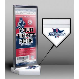 That's My Ticket World Series Champions Ticket Display Stand