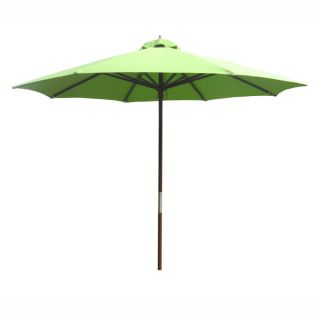 Garden Treasures 9' Green Market Umbrella