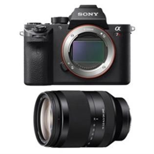 Sony a7R II Mirrorless Interchangeable Lens Camera Body with 24240mm