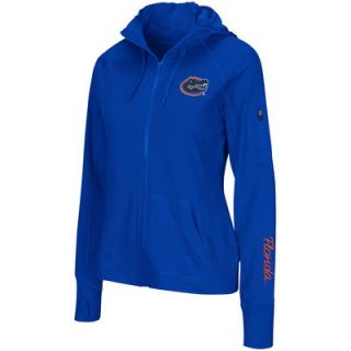 Florida Gators Colosseum Womens Sway Full Zip Jacket   Royal