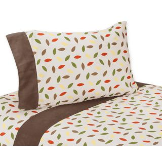 Sweet JoJo Designs 200 Thread Count Forest Friends Collection Cotton
