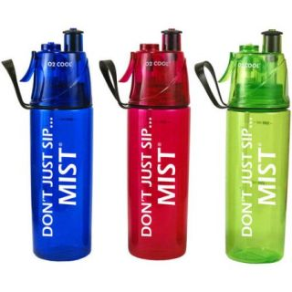 Mist 'N Sip 20 Oz Hydration Bottle (Colors May Vary)1 Bottle