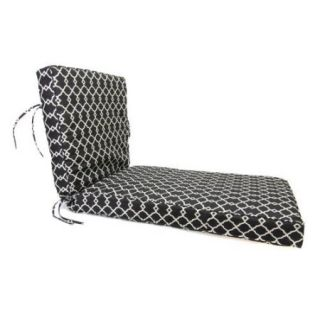 Jordan Manufacturing 68 x 24 in. Outdoor Chaise Lounge Cushion