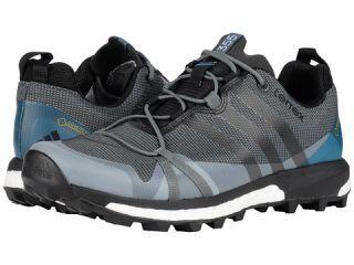 adidas Outdoor Terrex Agravic GTX® Vista Grey/Black/Shock Blue