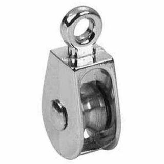 "Apex Tool Group LLC Chain T7655142 2"" Rigid Eye Single Sheave Pulley"