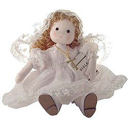 First Communion Mary Collectible Musical Doll   11496298