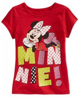 Disney Little Girls Minnie Mouse Graphic T Shirt   Kids & Baby