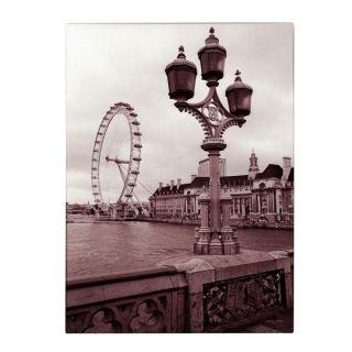 Kathy Yates London Eye 2 Canvas Art   15359401