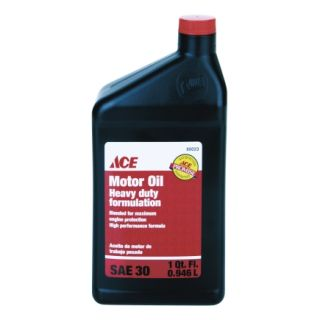 Ace Heavy Duty Motor Oil SAE 30   Motor Oil