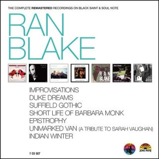RAN BLAKE   THE COMPLETE REMASTERED RECORDINGS