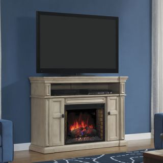 Classic Flame Wyatt TV Stand with Infared Electronic Fireplace Insert