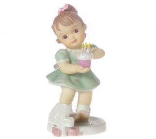 Little Miracles Just Four Me Figurine by Marie Osmond —