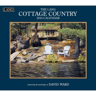Cottage Country 2016 Wall Calendar