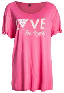 Guess LOVE LOS ANGELES   Nightie   pink shock