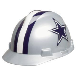 MSA Casco con Ala Delantera V Gard de los Dallas Cowboys de la NFL, Tamaño Universal   4VP42|818392   Grainger