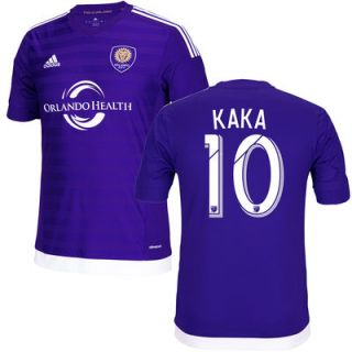 Ricardo Kaka Orlando City SC adidas 2015 Primary Replica Jersey   Purple