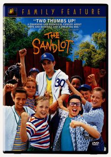 The Sandlot (WS/DVD)   Shopping Comedy
