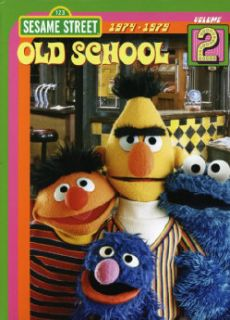 Sesame Street: Old School Vol 2 (1974 1979) (DVD)   Shopping