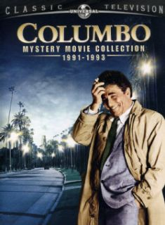 Columbo: Mystery Movie Collection 1991 1993 (DVD)   Shopping