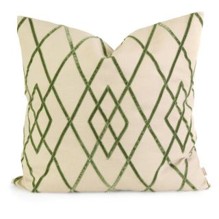 Imax IK Ayaka Linen Pillow with Down Fill   Decorative Pillows