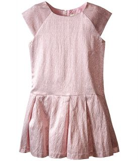 Kate Spade New York Kids Shimmer Dress (Big Kids) Rose Metallic