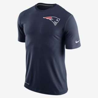 Nike Stadium Dri FIT Touch (NFL Patriots) Mens Training Shirt. Nike