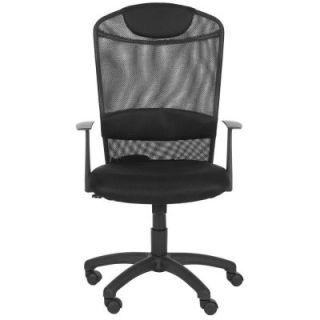 Safavieh Black Shane Desk Chair FOX8504A