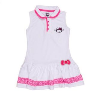 Hello Kitty Collared Tennis Dress, 7/8