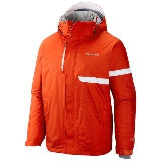 Columbia Sportswear Exact Omni Heat® Ski Jacket (For Men) 6592N