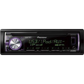 pioneer cd car stereo receiver multi deh x3600ui